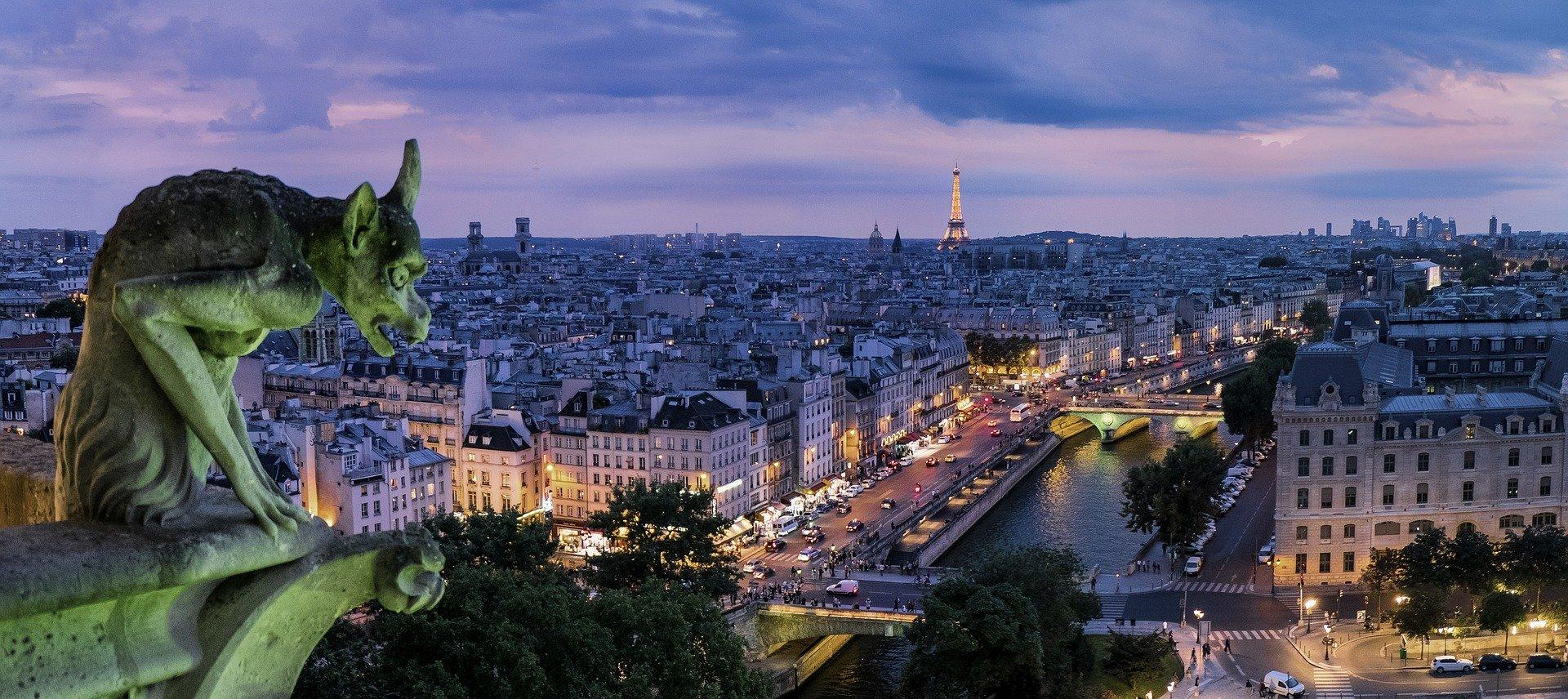 Croisière de luxe à Paris sur la Seine